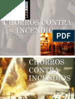 CHORROS CONTRA INCENDIOS SLP