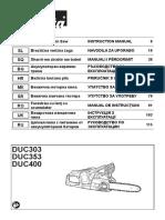 DUC353Z MANUAL