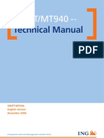 Handbook Mt940