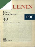 Obras completas. Tomo 40 (diciembre 1919 - abril 1920) - Vladimir I. Lenin.pdf