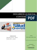 ACTIVIDAD 4 DESARROLLO SOCIAL COMTEMPORANEO COLABORATIVO