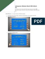 panduan tata cara daftar online SBMPTN