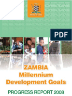 Zambia Millennium Development Goals