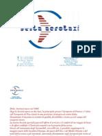 Presentazione Delta Aerotaxi Con Prezzi Associazione ali