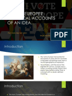 2.- What is Europe then_ Historical accounts of an idea (1)