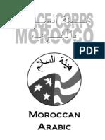 Moroccan Arabic Textbook