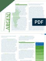 financiamiento de la politica en la argentina