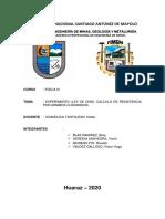 MINIMOS CUADRADOS LEY DE OHM.docx
