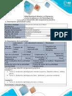Guía para el desarrollo del componente práctico anatomia radiologica