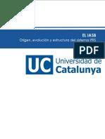 1. ORIGEN, EVALUACIÓN Y ESTRUCTURA DEL SISTEMA IFRS (2)