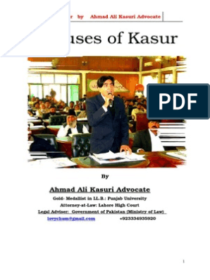 Geniuses of Kasur | Languages | Personal Growth