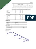 Assessment Struktur Canopy Tools Room  UT SANGATTA