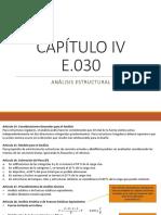 CAPÍTULO V_E-030
