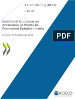 beps-discussion-draft-additional-guidance-attribution-of-profits-to-permanent-establishments
