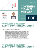 Covering Climate Change_Brownbag session January 17th by AFU