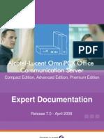 Expert documentation