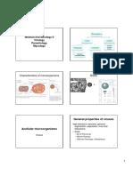 Lecture presentations Virology parasitology mycologgy.pdf