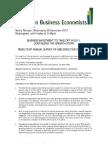 ABE Executive Forecasts