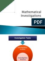 Mathematical-Investigations