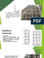 ALBAÑELERIA APORTICADA