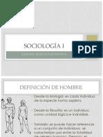 el ser y sociología