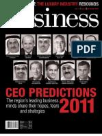 Gulf Business | December 2010