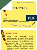 Model Tyler