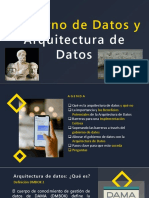 Gobierno de Datos y Arquitectura de Datos