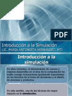 1.0 INTRODUCCION A LA SIMULACIÓN