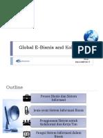 PPT Global E-bisnis dan kolaborasi