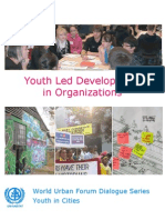 Youth  Led  Development in  Organizations