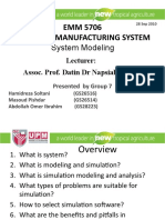 System Modeling Group 7