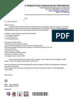 Proposal P2TKI