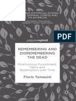 Tomasini - 2017 - Remembering and disremembering the dead posthumou