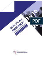 Propositions Agents Simplification DITP 2019