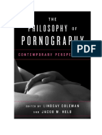 Lindsay Coleman, Jacob M. Held - The Philosophy of Pornography_ Contemporary Perspectives-Rowman & Littlefield Publishers (2014).pdf
