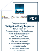 View Philippine Daily Inquirer / Thursday, December 9, 2010 / W-6
