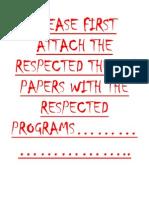 DSP Practical File Programs