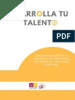 DOSSIER 2020 Desarrolla tu Talento 6