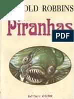 Harold Robbins- Piranhas