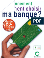 Guide Banques VSite