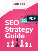 SEO Strategy Guide 2020