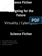 Designing for the Future - Cyberspace