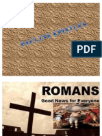 Romans to 2 Thessalonians