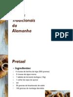 ALEMANHA - Pretzel