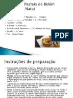PORTUGAL E ESPANHA - Pastel de Nata e Churros