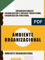 grupo numero 3 organizacion tradicional