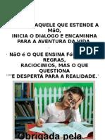 PRÁTICA DE ENSINO DE CIÊNCIASDARLIANA