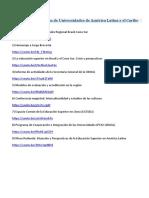 Encuentro de la Unión de Universidades de América Latina y el Caribe - IV Reunión.pdf