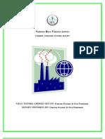 Modified Ethanol Emission Report'